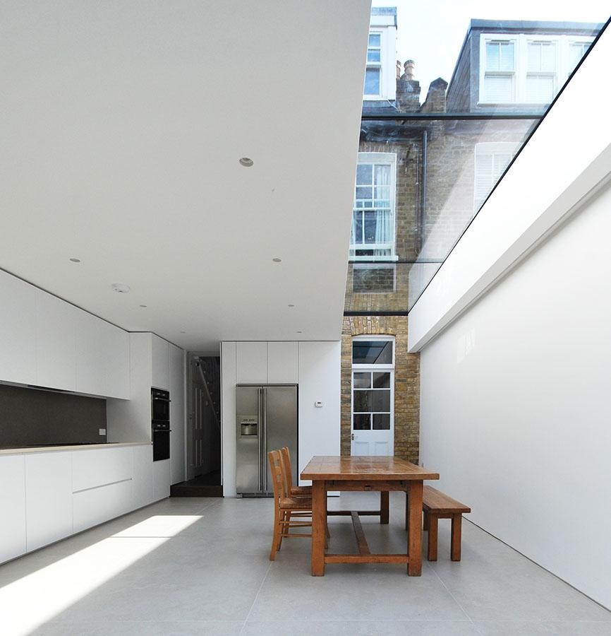 Lbmvarchitects for Minimalist house uk